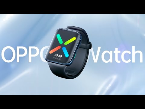 Introducing the OPPO Watch Series