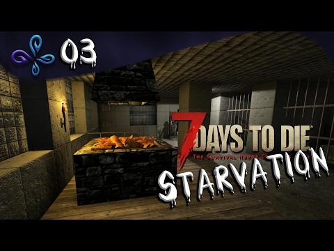 Forge qui peut le plus...  - 7 Days to die Mod Starvation [Fr] #03