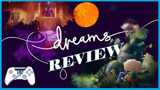 Dreams PS4 Review (Video Game Video Review)