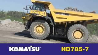 Komatsu HD785-7  Rigid Dump Truck