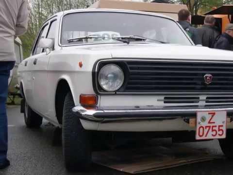 Волга WOLGA M24 ГАЗ GAS GAZ PKW OLDTIMER CLASSIC CAR VOLGA Олдтаймер UdSSR CCCP