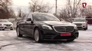 Номінант: Mercedes-Benz S-Class | Пробег 3