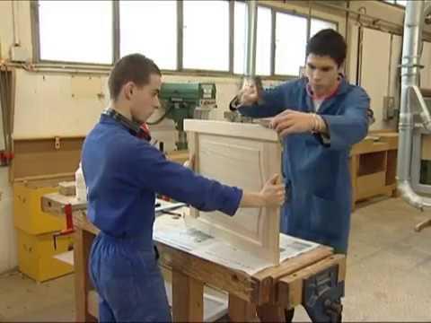 CAP menuisier fabricant de menuiserie, mobilier et agencemen