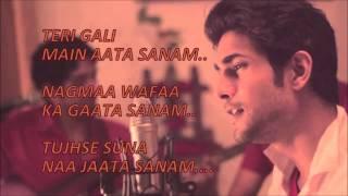 SANAM Mere Mehboob Qayamat Hogi Lyrics