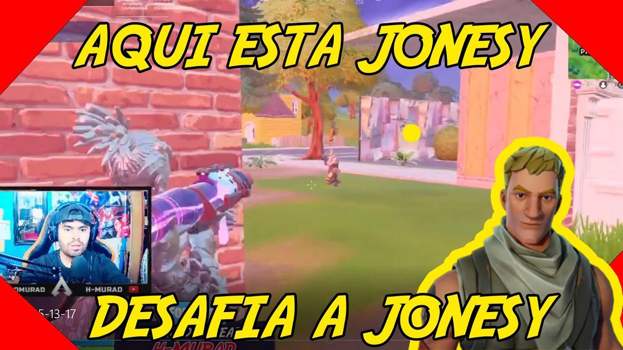 ¿Donde esta JONESY? RETA a JONESY a un DUELO - FORTNITE Temporada 6
