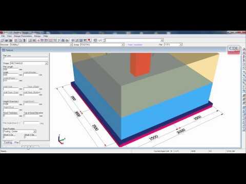 AFES-Foundation Design Software-Design of Footing