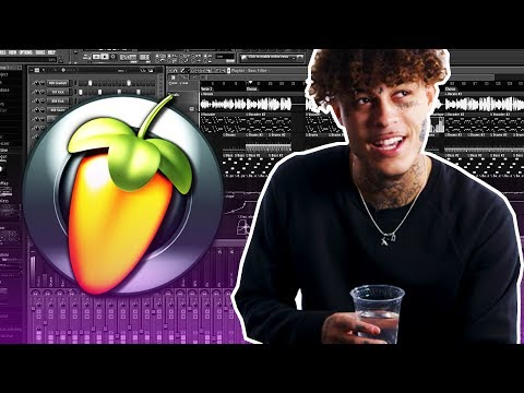 MAKING A BEAT FOR LIL SKIES NEXT ALBUM   How To Make A Lil Skies Type Beat #2 (FL Studio)