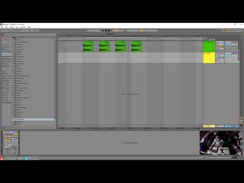 Ableton Live 10 - Techno Kick Slap/Rumble Effect