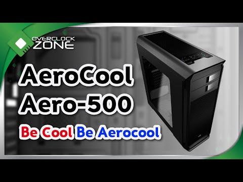 รีวิว AeroCool AERO 500 : ราคาประหยัด อ๊อพชั่นครบครัน