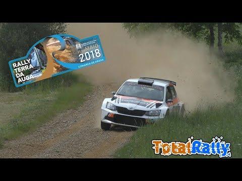 Rally Terra da Auga 2018 #CERT - TotalRally [HD]