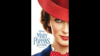 Мэри Поппинс возвращается - Mary Poppins Returns Трейлер (рус.)