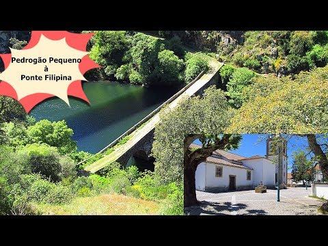 Pedrogão Pequeno à Ponte Filipina