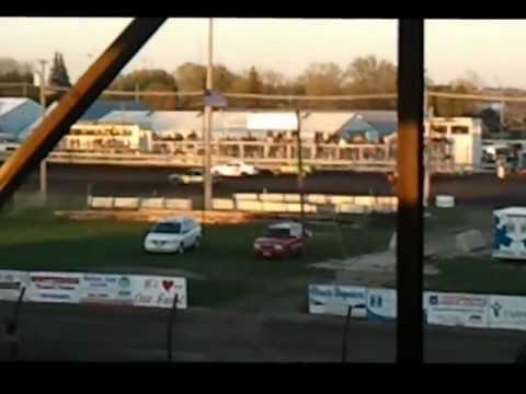 Algona Raceway Junior Hornets 4/7/12
