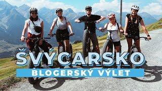 VLOG | Blogerský výlet do Švýcarska!
