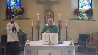 Mass for the Third Sunday in Ordinary Time