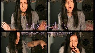 ptx vol iv album bohemian rhapsody video reaction