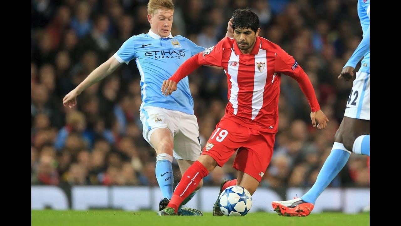 Ever Banega ○ Goals Skills & Assists ○ Sevilla ○ 2015 2016 HD