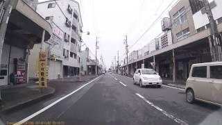 静岡県道254号 掛川停車場線[全線走破]起点:JR掛川駅から終点:国道1号・北門交差点で