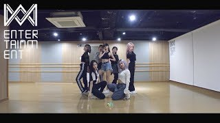 Cover images 오마이걸(OH MY GIRL)_살짝 설렜어 (Nonstop) Dance Practice Video