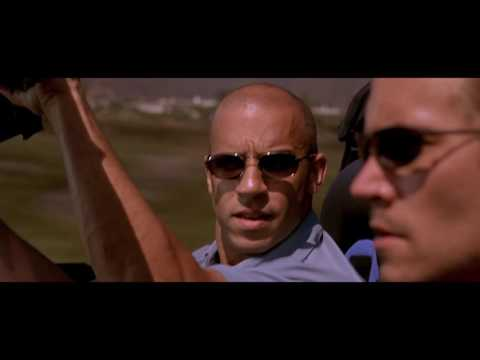 The fast and the furious 2001 STREET RACE SCENE FULL HD