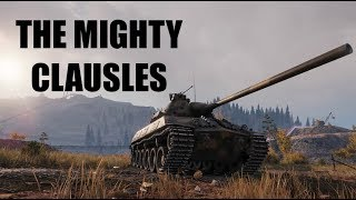 WOT - The Mighty Clausles   #WorldofTanks