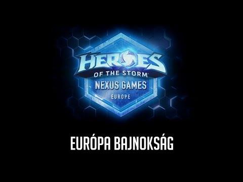 Nexus Games - Európa Bajnokság - Day 6 - Hollandia vs. Csehország - Game 1