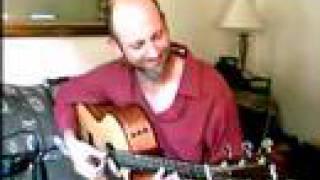 Adam Rafferty - S*he's Le@ving Home - Solo Acoustic Guitar
