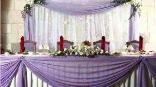 Оформление Свадеб Тканью - vecaranda