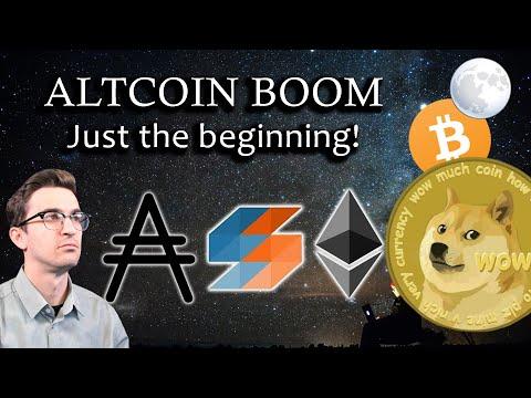 doge-coin-up-100%!-bitcoin-$33k!-altcoin-season-is-here