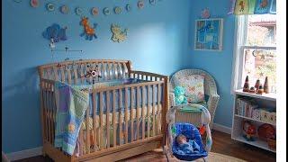 Мама блог. Готовим комнату для новорожденного
