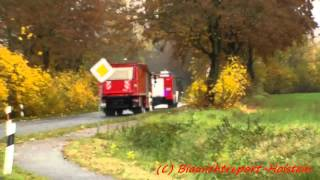 [2. Adventspecial] TLF 16/25 + Neuer GW-L2 Feuerwehr Trittau