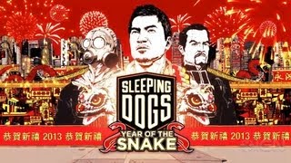 Sleeping Dogs - Year of the Snake DLC Trailer