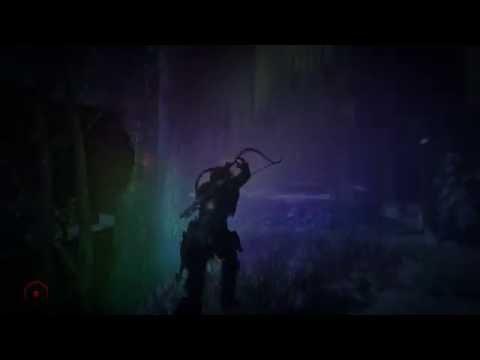 PS4ライズ オブ ザ トゥームレイダー/冷酷な闇