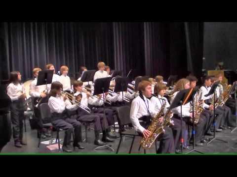 GLMS Jazz Rock Ensemble: Jazzy Merry Christmas