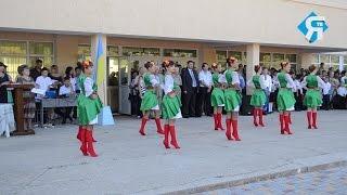 ЯТВ День знаний в Теплодарской общеобразовательной школе