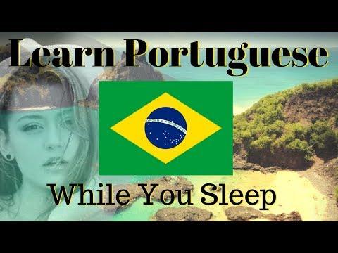 Learn Portuguese While You Sleep  Learn Portuguese 130 BASIC Phrases   Subtitles