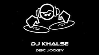 DJ Khalse - Disc Jockey (Original Mix)