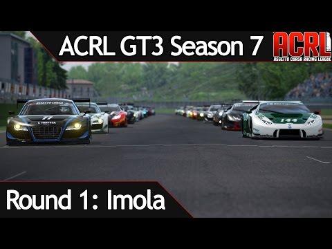 ACRL Season 7 GT3 Kickoff @ Imola