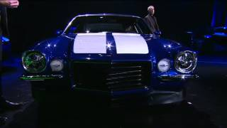 Chevrolet 1970 Camaro RS with Supercharged LT4 Concept 2015 Videos