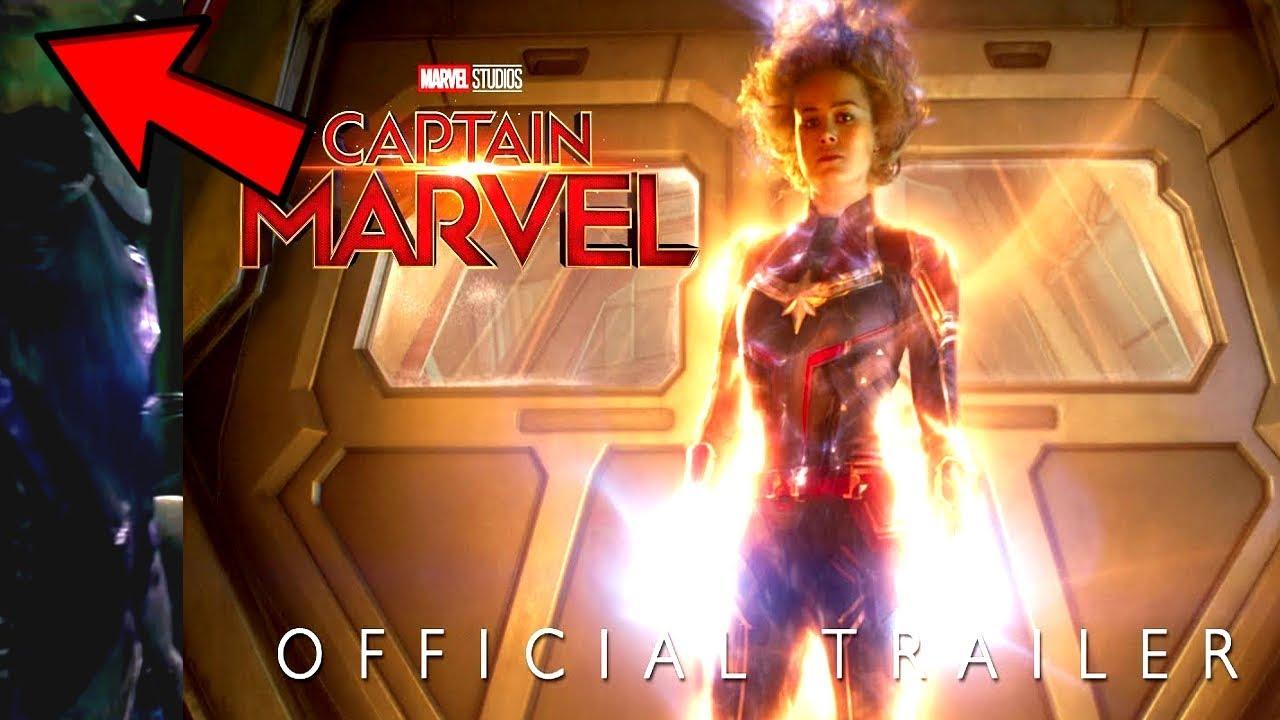 Download Captain Marvel Trailer 2 Breakdown! EVERY DETAIL YOU MISSED & EASTER EGGS