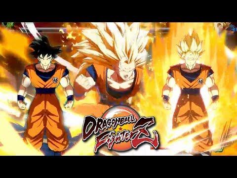 How Transformations Work (SSJ & Golden Form) BREAKDOWN! | Dragon Ball FighterZ