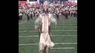 Three In One - Chief Illiniwek
