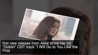 """Watch: Ailee Tenderly Sings """"Rewrite..If I Can"""" OST In New MV - Stafaband"""