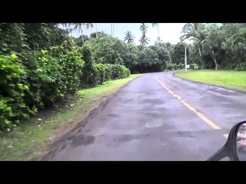Rarotonga, Cook Islands (2011) Drive