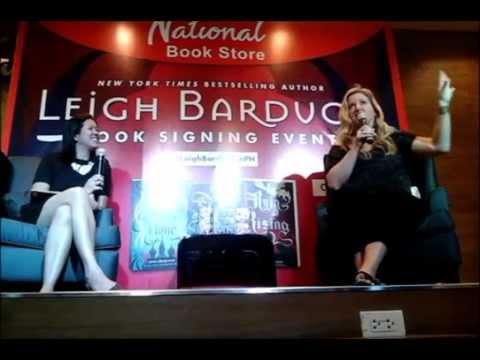 Leigh Bardugo Full Interview in Manila | #LeighBardugoinPH