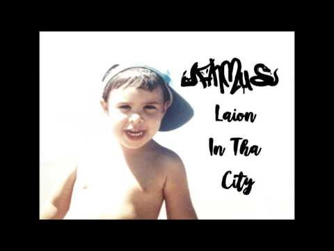 Jahmus - Laion in tha City (Disco Completo)