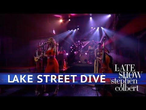 Lake Street Dive Perform 'Good Kisser'