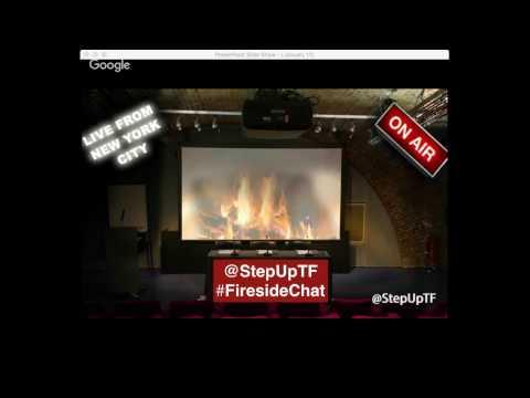 Global Online #FiresideChat - What Excites Investors!