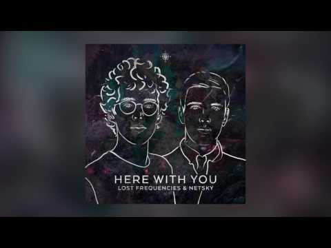 Lost Frequencies & Netsky - Here With You (Cover Art) [Ultra Music]
