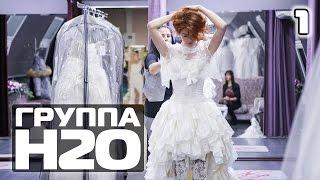 Светлана Олейник в салоне NP BRIDE! Образ невесты-1